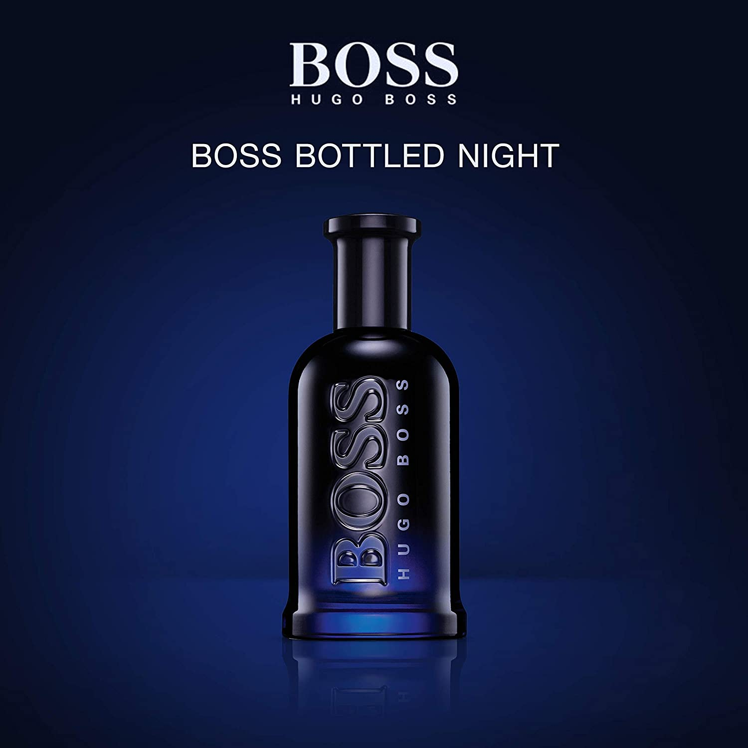 parfum boss bottled night
