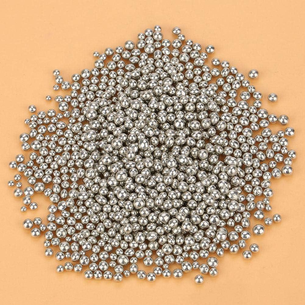 Zinnprobe 100 g hochreine 99,95/% Zinn-Sn-Metall-Probe mit kleinen Klumpen Tin Shot