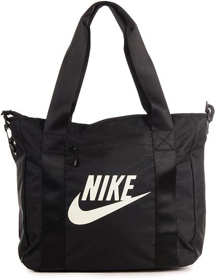 unir Lechuguilla tranquilo  Nike Damen Tasche Track Tote, Black/Black/(sail), 12 x 34 x 50 cm, 20  liters, BA4443-019: Amazon.de: Sport & Freizeit