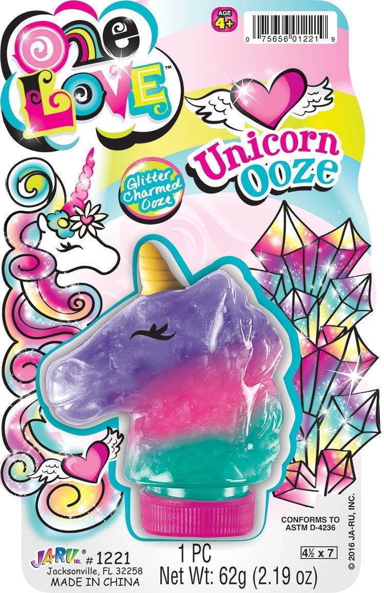 Arts, Crafts Poopsie Surprise Slime Series 1 with A Bonus One Love Unicorn Ooze