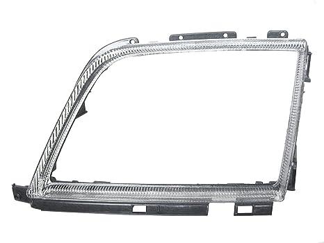 URO Parts 129 826 0359 Left Headlight Door  sc 1 st  Amazon.com & Amazon.com: URO Parts 129 826 0359 Left Headlight Door: Automotive