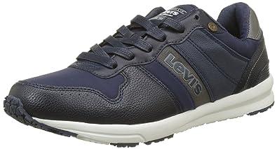 Herren Baylor Sneaker, Blau (Navy Blue), 45 EU Levi's