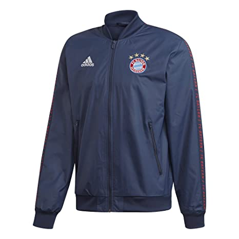 save off buy new high quality adidas Anthem FC Bayern Munich Veste de Football Homme ...