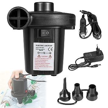 fylina 2 en 1 AC Bomba de aire eléctrica, 220 V de 240 V/