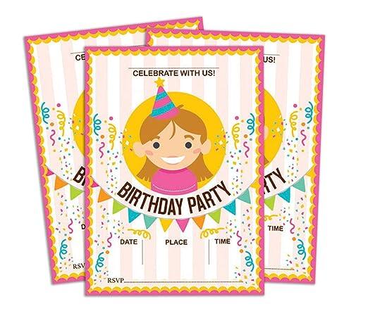Darling Souvenir Multicolor Tarjeta de invitación del ...
