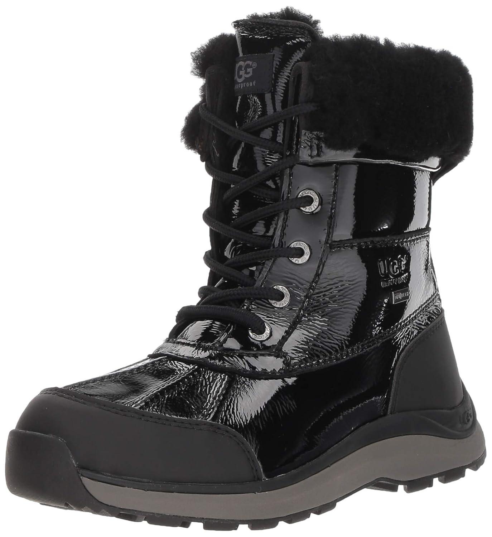 543421c8e6e UGG Women's W Adirondack III Patent Snow Boot