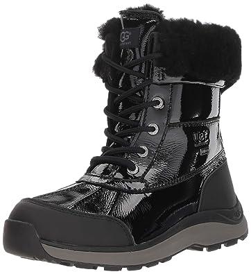 08712efc896b Amazon.com  UGG Women s W Adirondack III Patent Snow Boot  Shoes