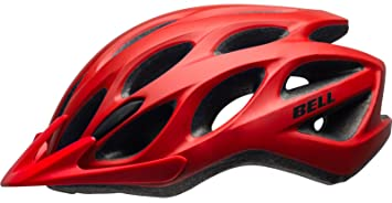 Bell Tracker - Casco de Bicicleta - Rojo 2019