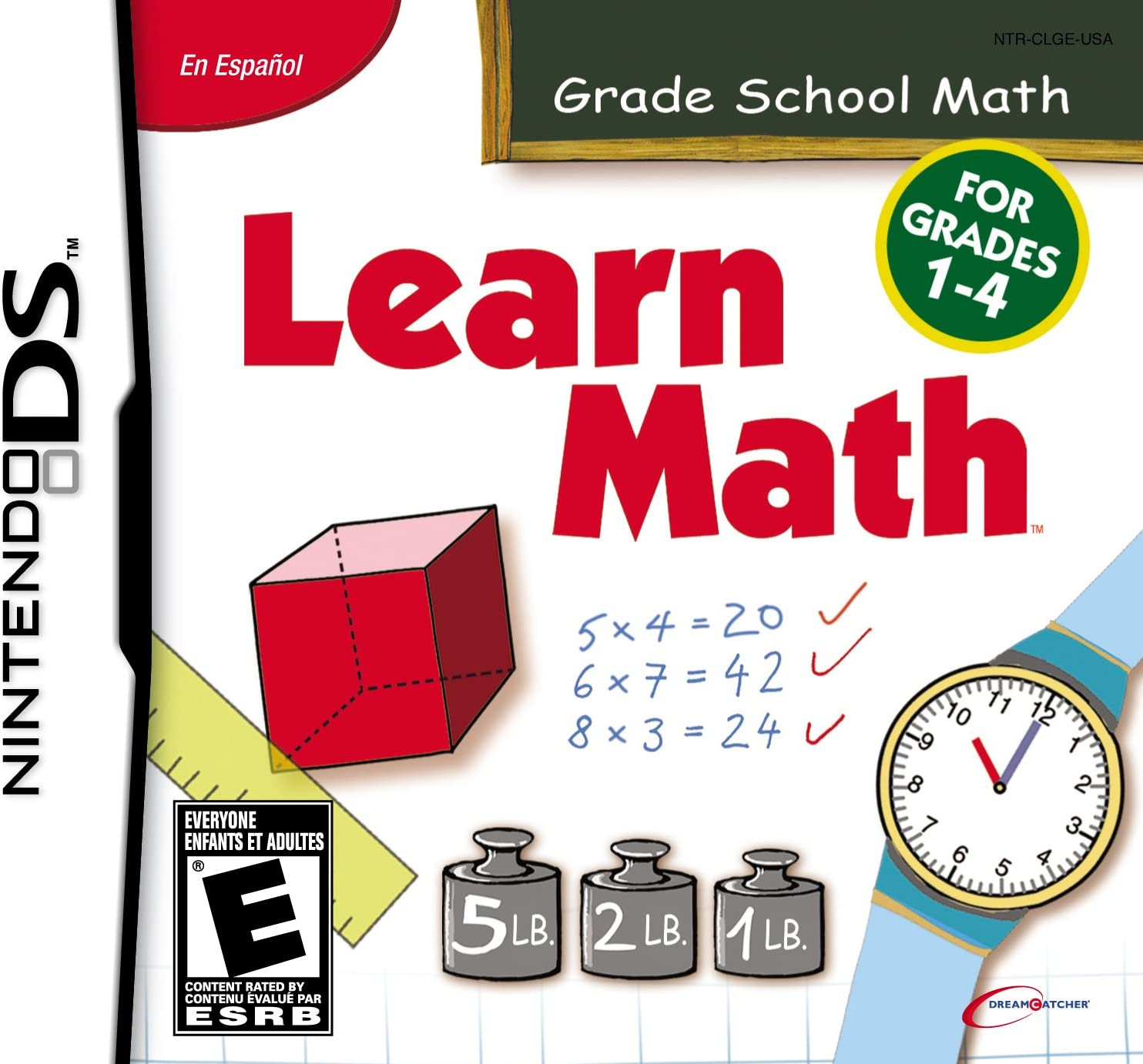 Amazon.com: Learn Math - Nintendo DS: Artist Not Provided: Video Games