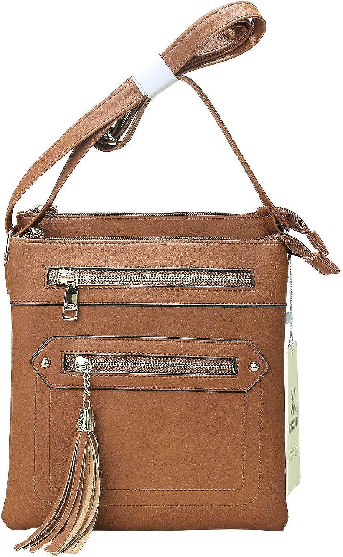 KKXIU Crossbody Handbags...
