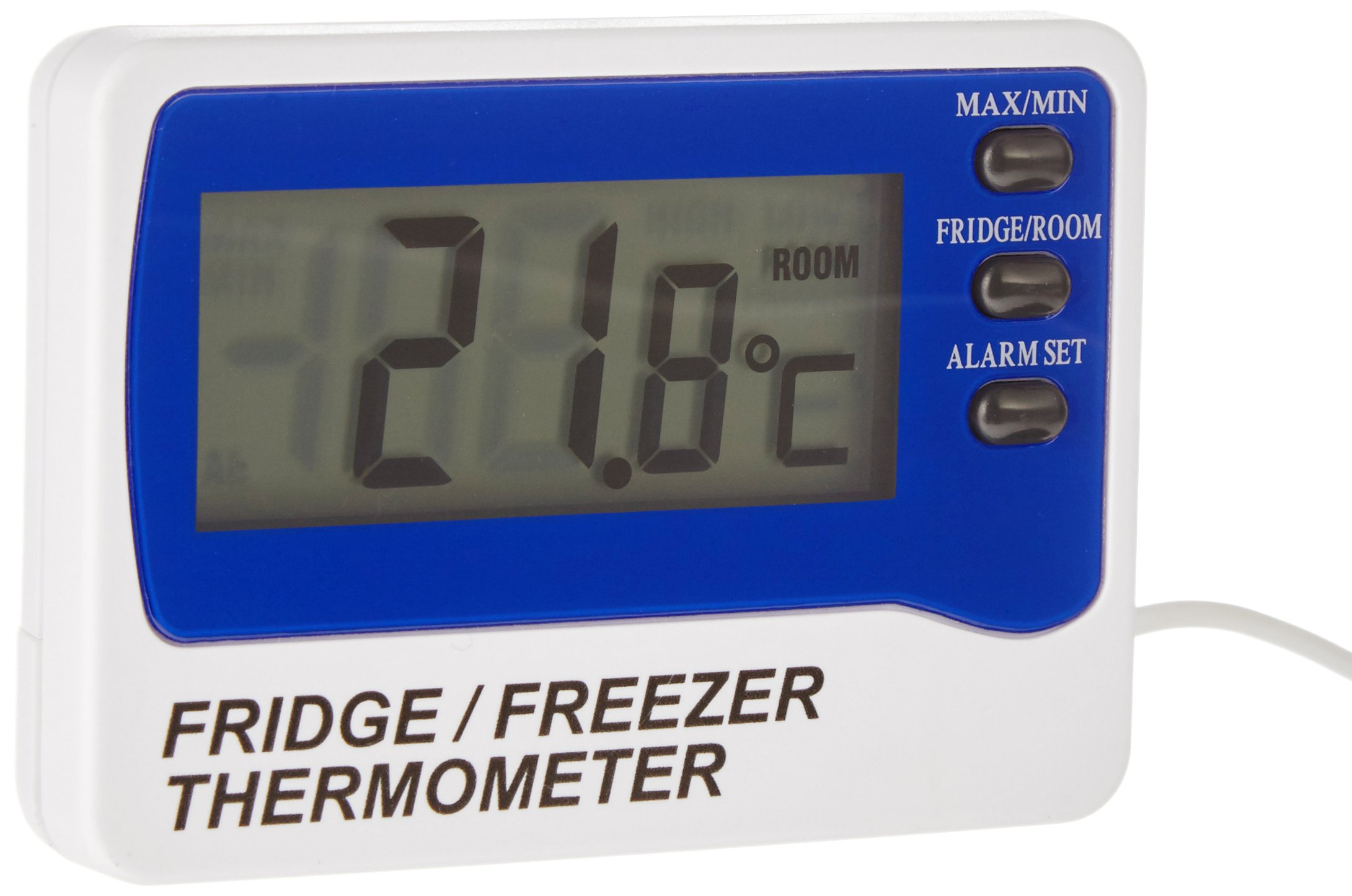 Digital Fridge Thermometers by Paderno