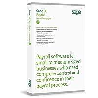 Sage 50 Payroll - 15 Employees (PC)