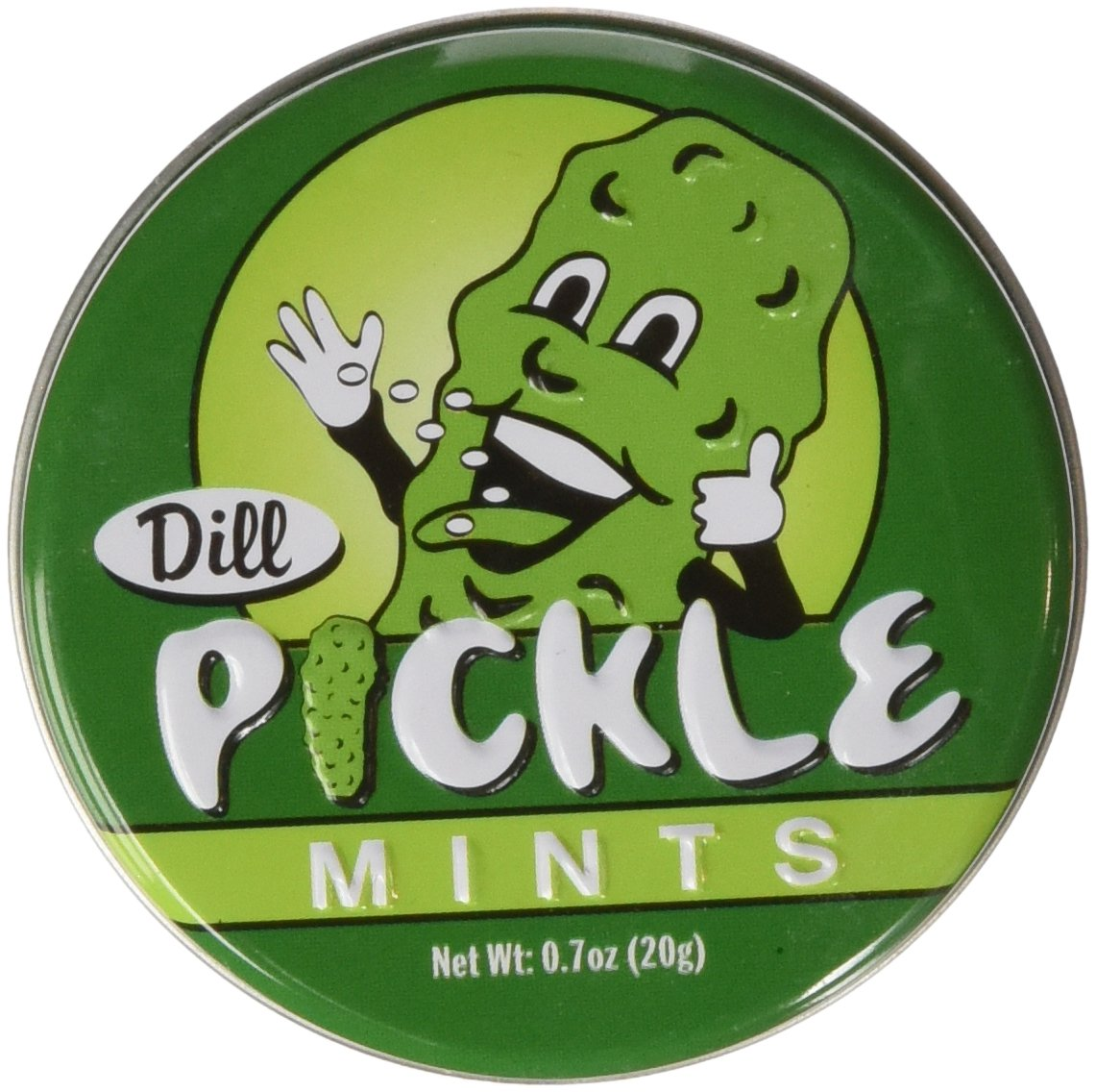 Dill Pickle Flavored Mints