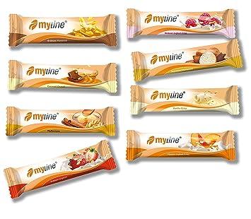 inko myline cerrojo Mix Caja de proteína de proteínas L Carnitina 24 x 40 g (al menos 6 geschmäcker surtidos): Amazon.es: Salud y cuidado personal