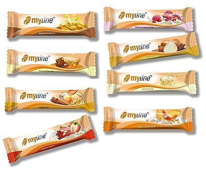 inko myline cerrojo Mix Caja de proteína de proteínas L Carnitina 24 x 40 g (