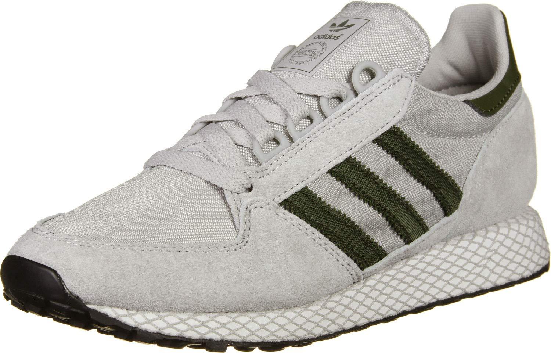 grå grå grå  grön kaki  vit adidas Forest Grove skor  stort urval och snabb leverans