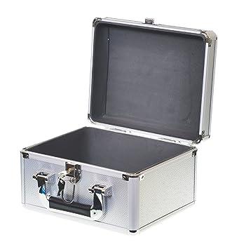 Generic Caja de Almacenamiento FL Funda de Aluminio con ...