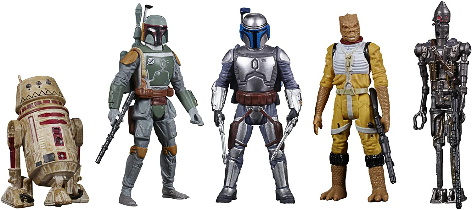 Sw Cts Vin Figure Pack 4
