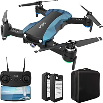 Hukkkyvit Foldable GPS Drone with Camera
