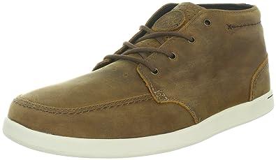 Reef Men's Spiniker Mid NB Fashion Sneaker, Brown, ...