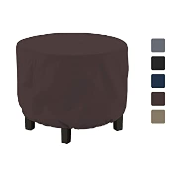 Amazoncom Outdoor Ottoman Cover 12 Oz Waterproof Weather
