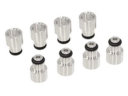Fuel Injector Spacer Set of 8 - LS1 Intake Manifold// Fuel