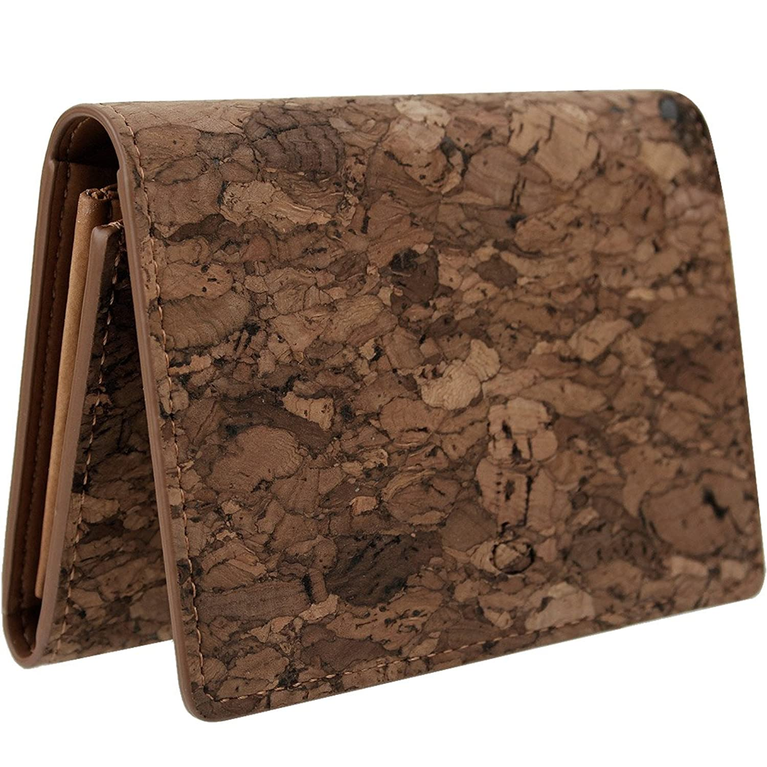 corco eco friendly tree leather cork shoulder bags for vegan women