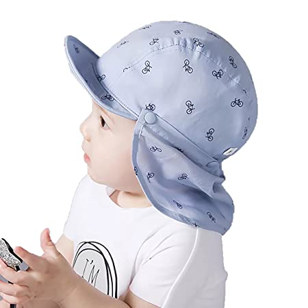 7839364a GAOU Kids Baby Legionnaire Sun Cap Beach Hat With Removable Flap UV Sun  Protection Sporty cap: Amazon.co.uk: Kitchen & Home