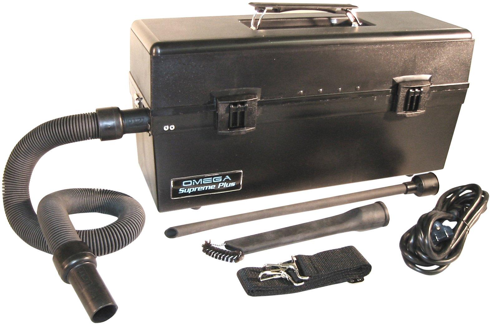 Atrix - VACOMEGASLFH Omega Supreme HEPA Vacuum Clean Room Fine Particle Vac - 120 Volt by Atrix