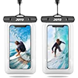 """JOTO Floating Waterproof Phone Pouch up to 7.0"""", Float Waterproof Case Underwater Dry Bag for iPhone 12 Pro Max 11 XS XR 8 7"""