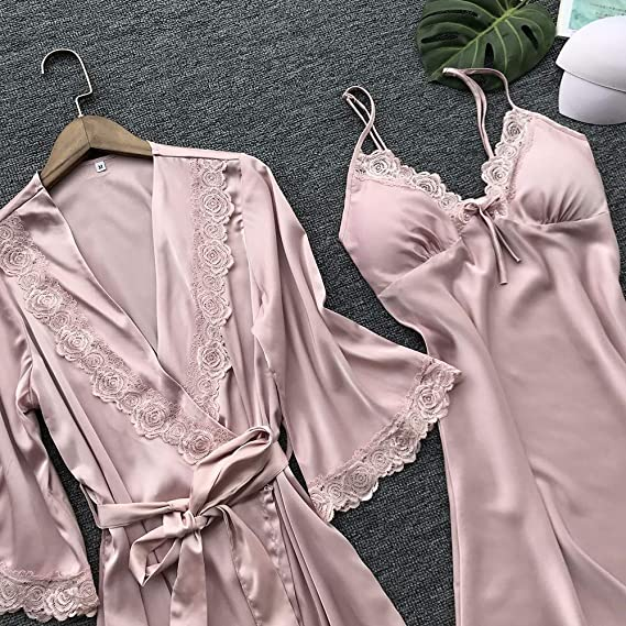 Amazon.com: Nacome_Lingerie for Women Bodysuit Sex Set Fashion Sexy Sleepwear Lingerie Lace Temptation Belt Underwear Nightdress: Clothing