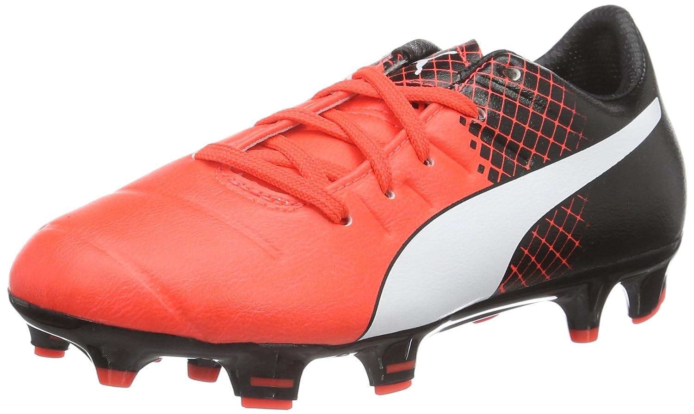 7c8288588bd0 Amazon.com | PUMA Evopower 3.3 Tricks Junior Firm Ground Soccer Boots |  Soccer