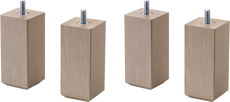 IKEA stubbarp ajustable Muebles de madera patas de apoyo para ...