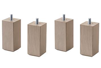 IKEA stubbarp ajustable Muebles de madera patas de apoyo ...