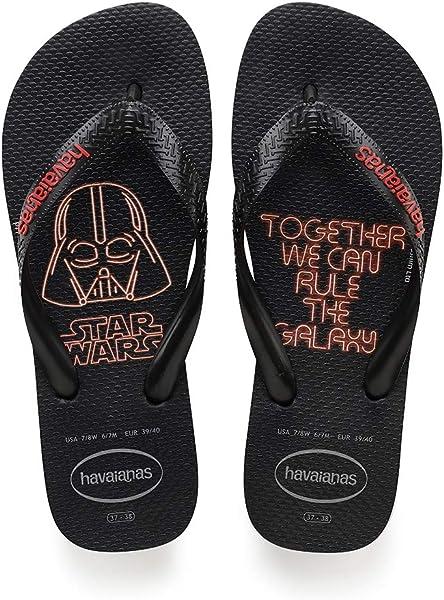 2556c7c3bbf2 Havaianas Unisex Adults  Star Wars Flip Flops