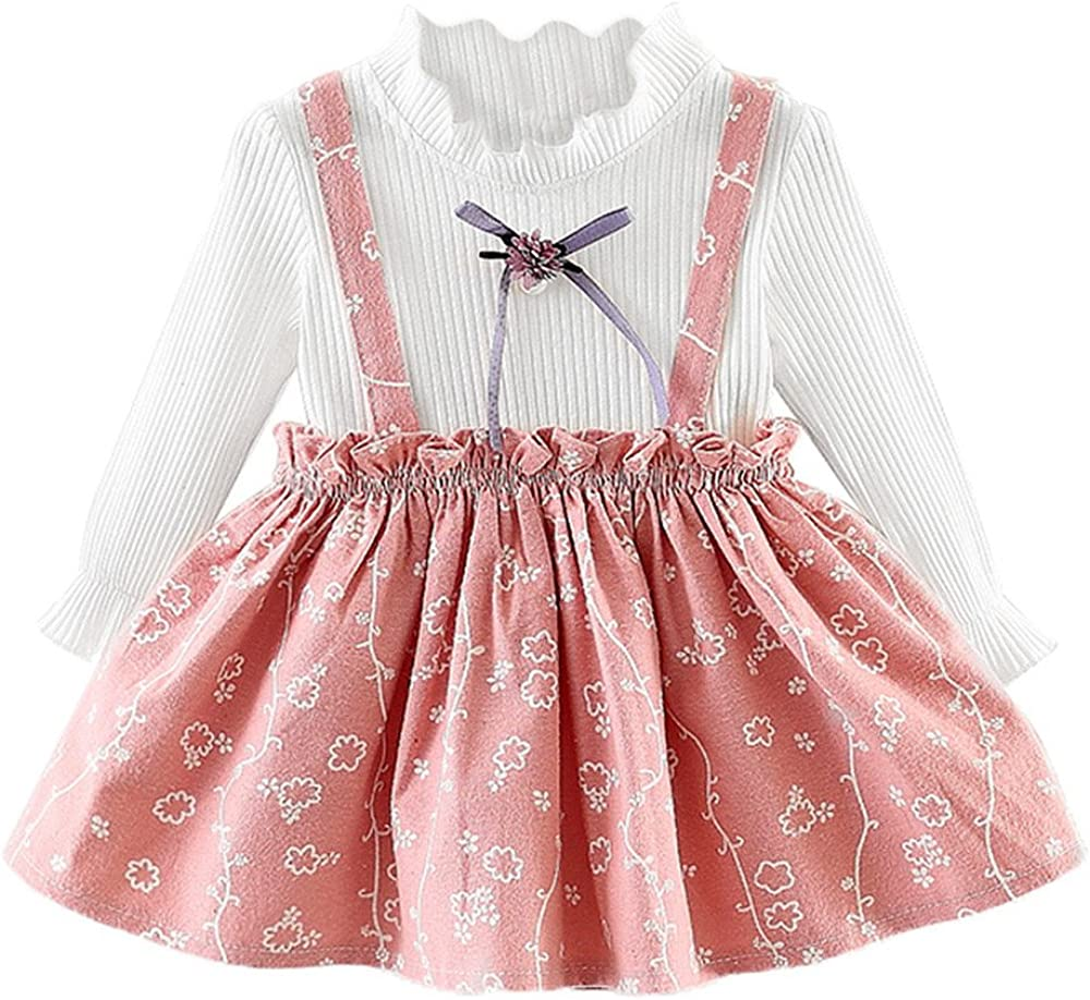 Free Shipping Baby Girls Striped Summer Short SleeveParty Wedding Dress