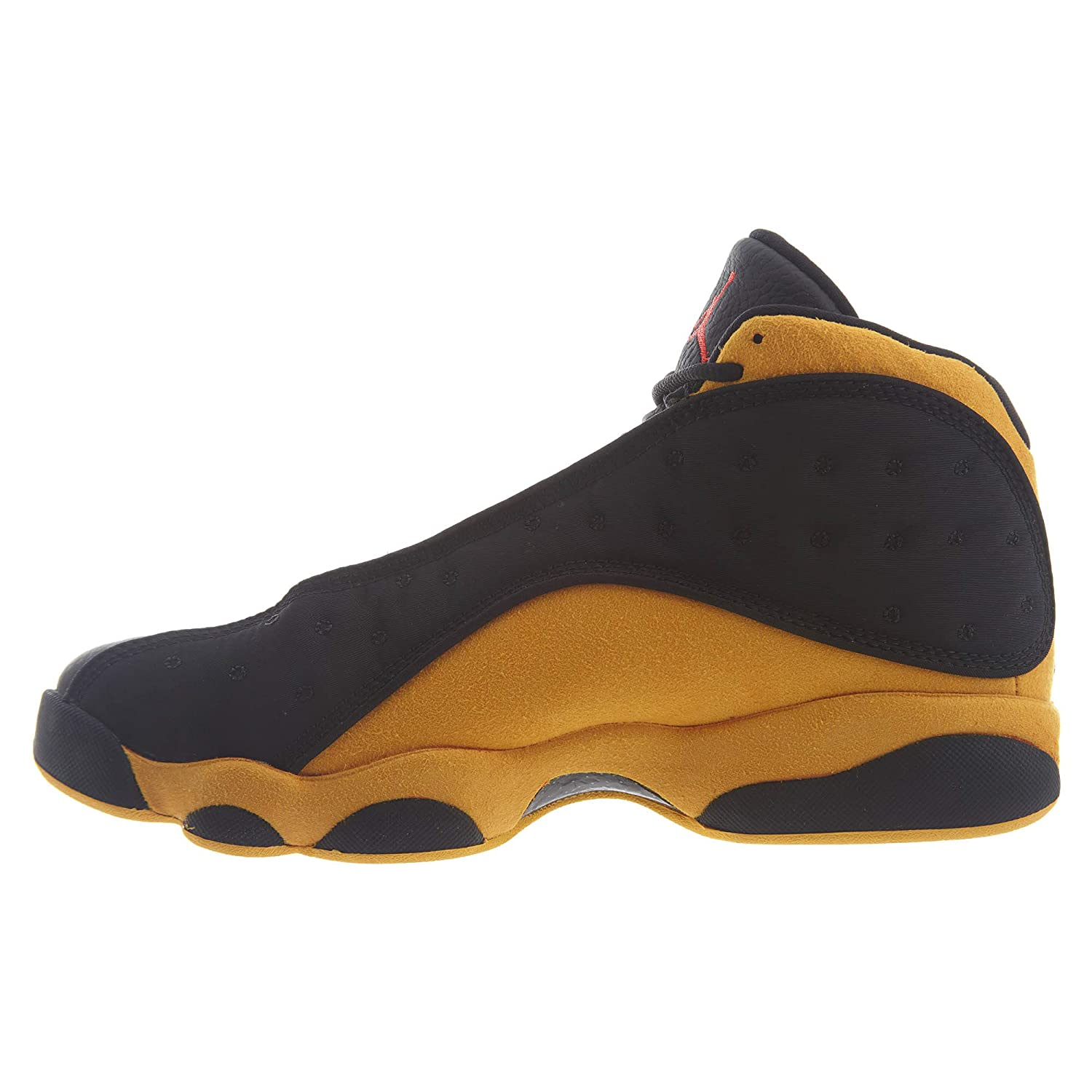 sports shoes 5db36 fa685 Amazon.com   NIKE Air Jordan 13 Retro Men s Basketball Shoes Black  University Red 414571 035 (10.5)   Fashion Sneakers