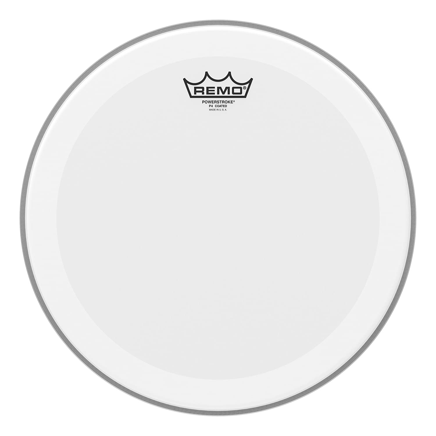 Remo P41322-C2 22-inch Bass Drum Heads Remo Inc.