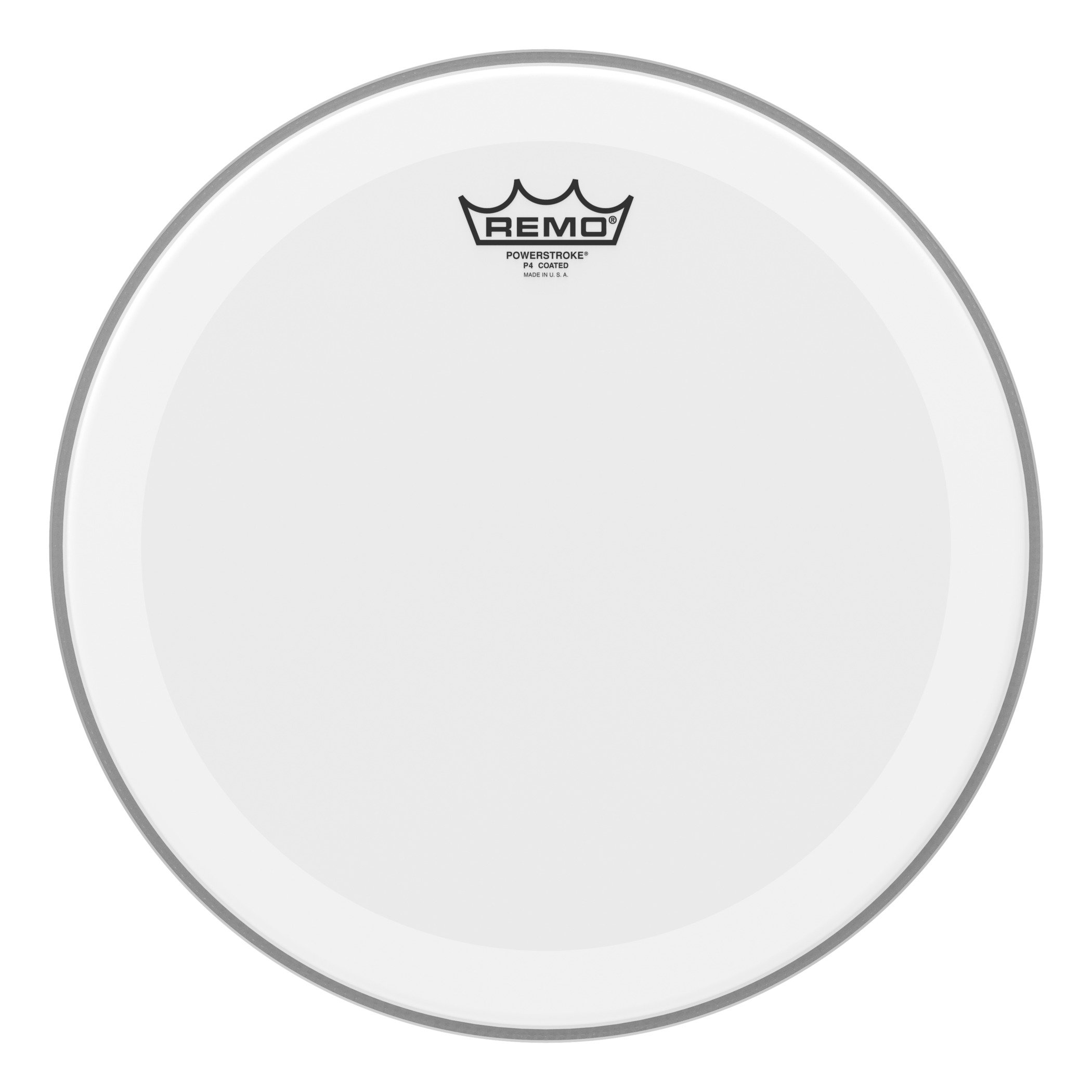 Remo Powerstroke P4 Coated Drumhead, 14''
