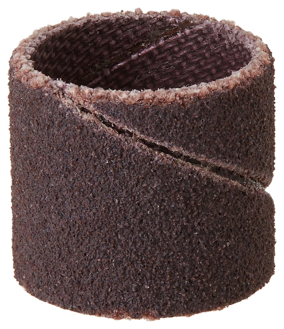 Gyros 11-84325/100 Sanding Bands 1/2-Inch Diameter by 1/2-Inch, 240 Grit Gyros Tools