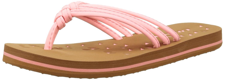 O'Neill Ditsy Flip Flop, Plage Et Piscine Fille Chaussures de Plage & Piscine Fille Rose (3350 Neon Tange) 35 EU O' Neill 609902-3350-35