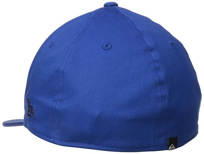 promo code 6e256 2d3fe Amazon.com  Quiksilver Men s Mountain   Wave Colors Hat, Turkish Sea  Large X-Large  Clothing