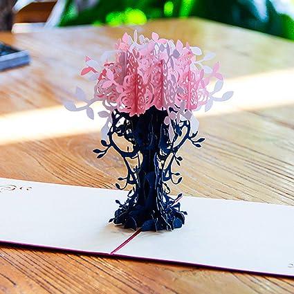 Tarjeta de Cumpleaños Pop up Paper Spiritz Feliz Cumpleaños ...
