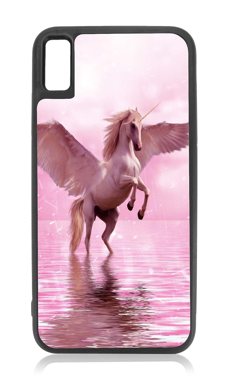 Amazon Com Winged Pink Angel Unicorn Iphone Xs Max Unicorn