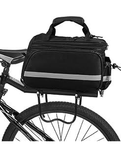 Ortlieb Bolsa Delantera-Roller Classic QL2, 1 Amarillo-Negro, 25 x 14 x 30 cm, 25 litros, F6304: Amazon.es: Deportes y aire libre