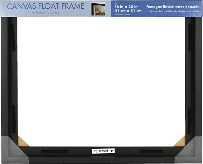 Mcs 16x20 Inch Mount Finished Canvases Black Frame 16 X 20 Inch Furniture Decor Amazon Com