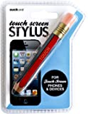 SUCK UK Red Touch Screen Stylus Pencil