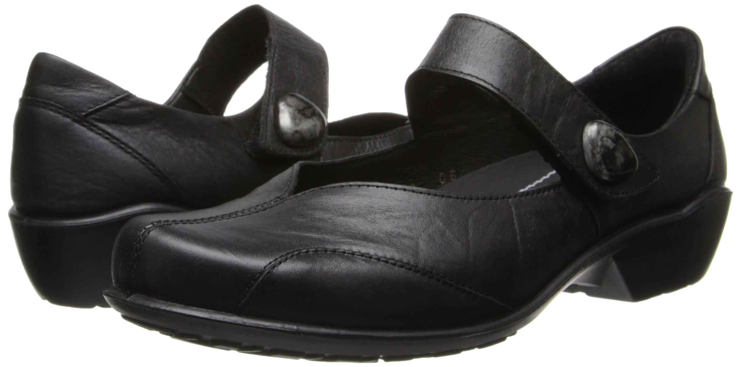 Romika Women's Citylight 87 Mary Jane Flat,Black,39 BR/8-8.5 M US by Romika (Image #6)