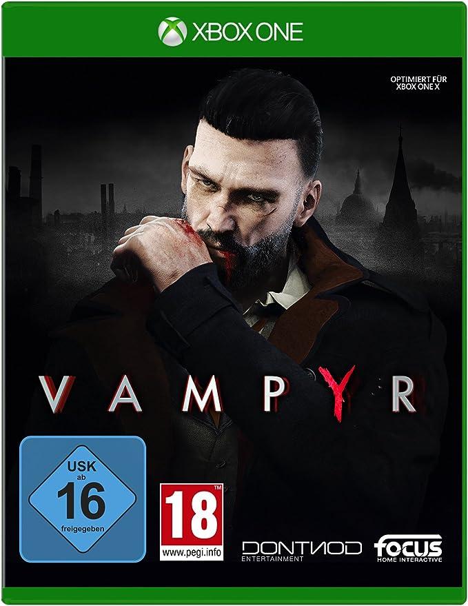 Koch Media Vampyr vídeo - Juego (Xbox One, Acción / Aventura, M (Maduro)): Amazon.es: Videojuegos