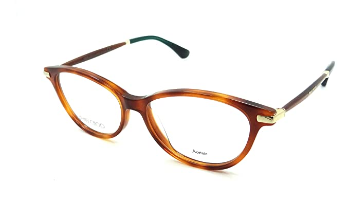 6c45ca121472 Image Unavailable. Image not available for. Color  Jimmy Choo Rx Eyeglasses  Frames JC 153 ...